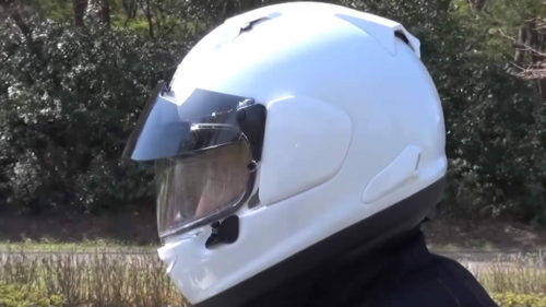 アライ アストラルX ヘルメット