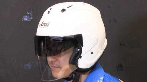 アライ ヘルメット VZ-RAM