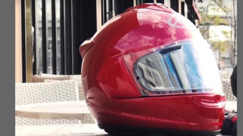 アライ ベクターX ヘルメット