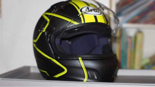 アライ XD ヘルメット