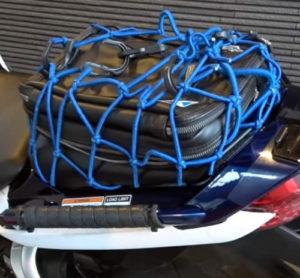 バイク用ツーリングネット