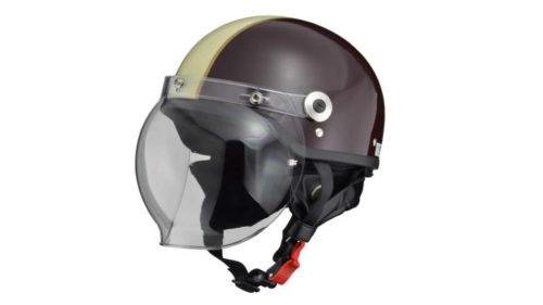 リード工業(LEAD) ジェットヘルメット CROSSシリーズ CR-760