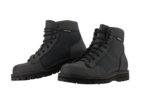 コミネ BK-065 GORE-TEX(ゴアテックス) ショートブーツ ブラック